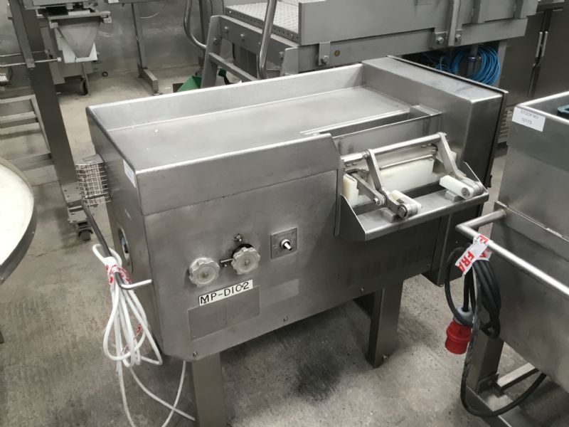 Treif Dicer at Food Machinery Auctions