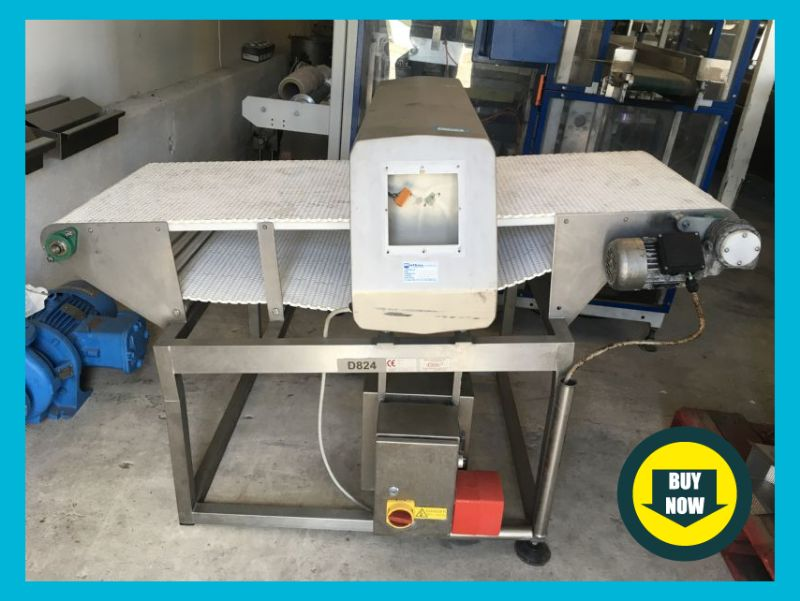CEIA THS  METAL DETECTOR at Food Machinery Auctions