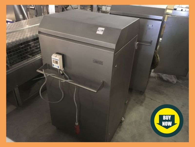 STORK TITAN B.V DUST EXHAUST UNIT at Food Machinery Auctions