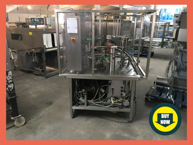 MAREFA POT BOTTLE  FILLER at Food Machinery Auctions