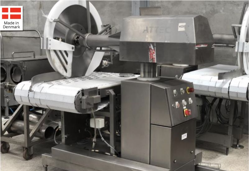 Attec Industrial Band Saw model RSLL at Food Machinery Auctions
