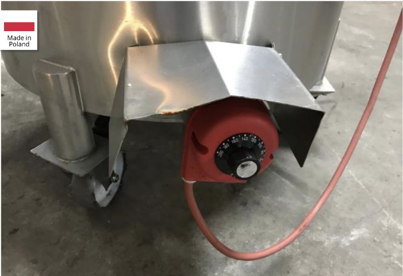 Boiling Kettle 120 Litre Electric at Food Machinery Auctions