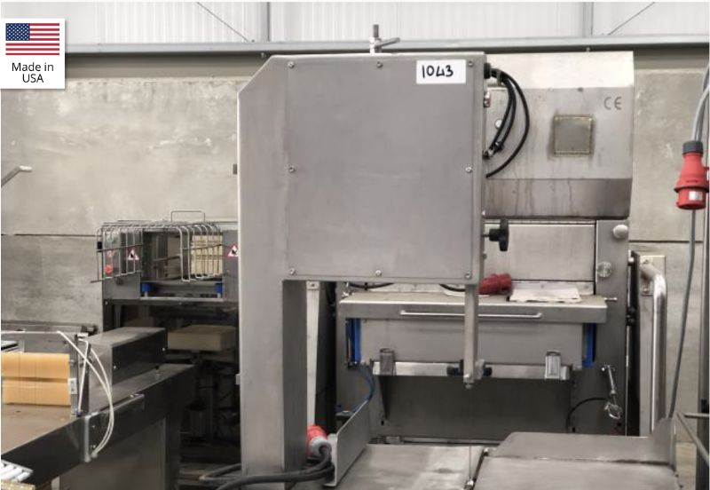 Butcher Boy Band Saw at Food Machinery Auctions