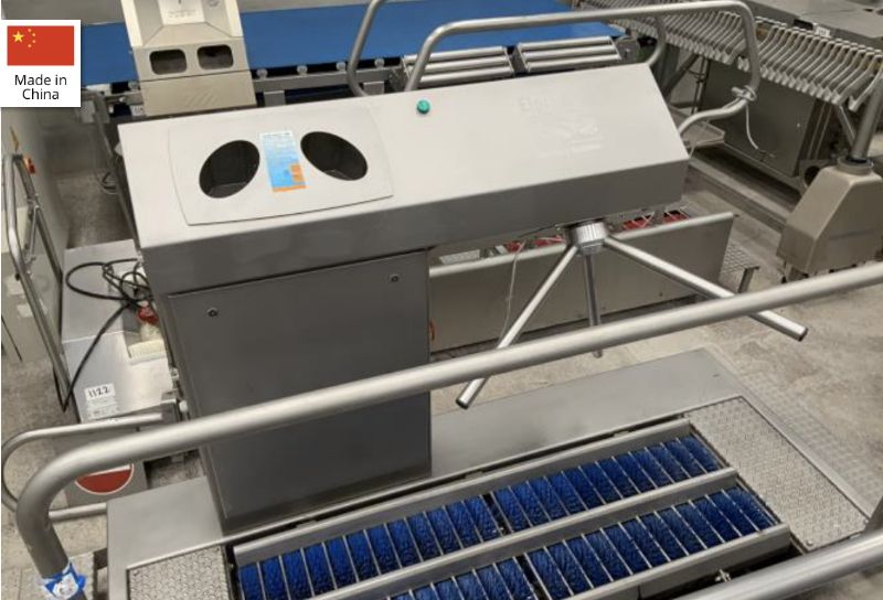 Elpress Hand Sanitiser Sole Washer and Turnstile at Food Machinery Auctions