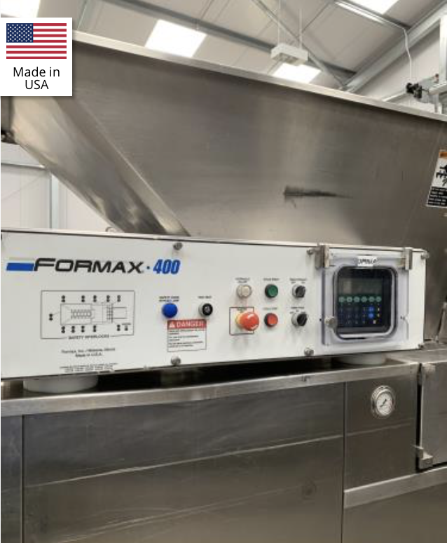 Formax F400 Burger Former at Food Machinery Auctions