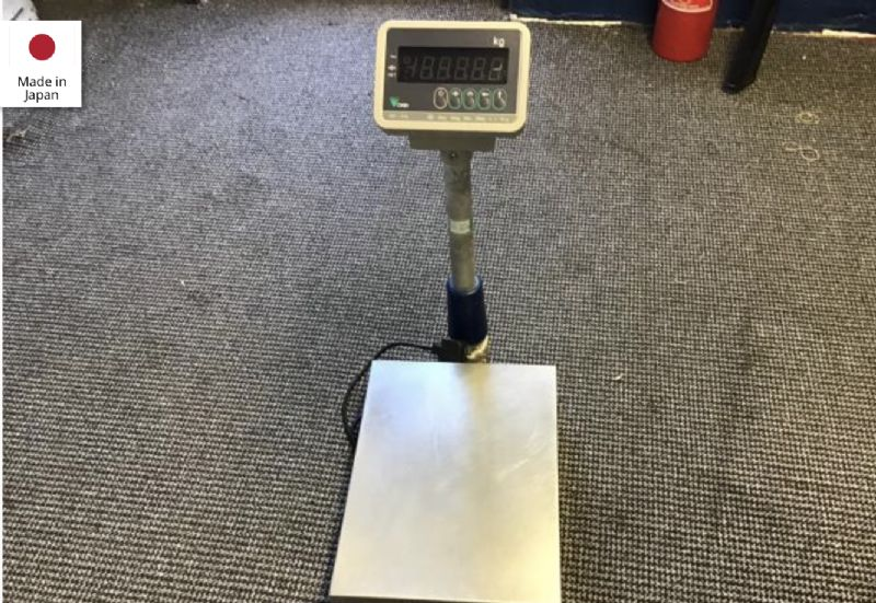 Digi DS516 Table Top Scales at Food Machinery Auctions