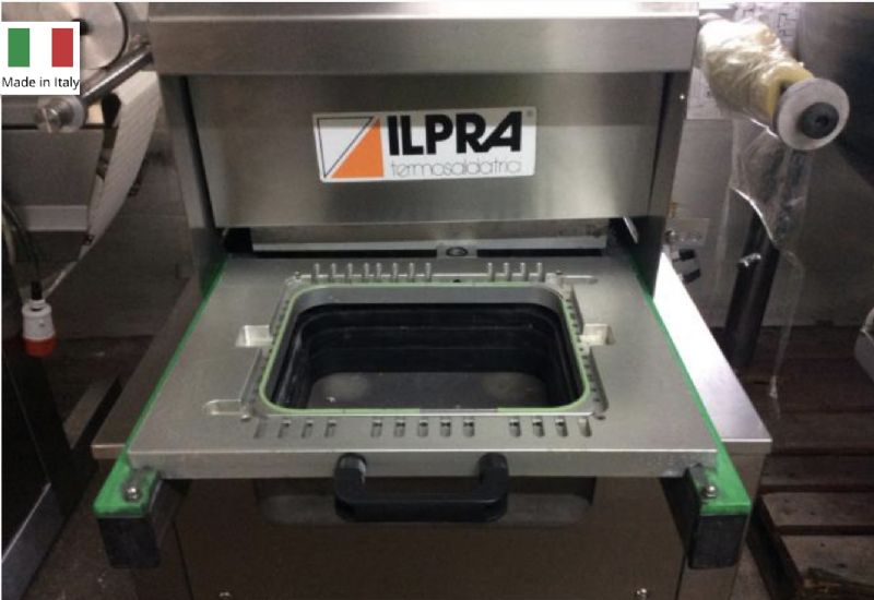 Ilpra Foodpack 400 VG at Food Machinery Auctions