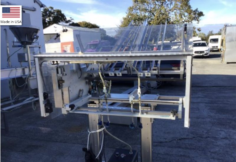 MGS Pick and Place De Nester at Food Machinery Auctions