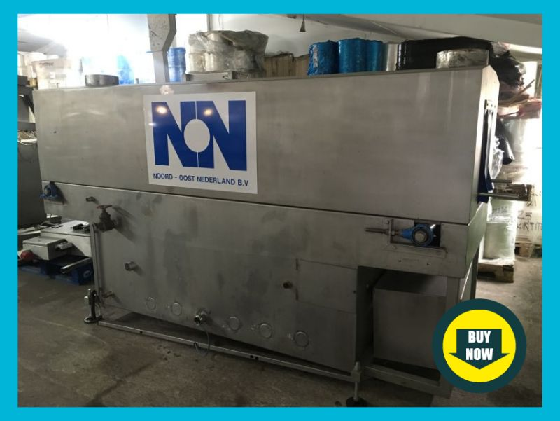 NOORD TRAY WASHER at Food Machinery Auctions