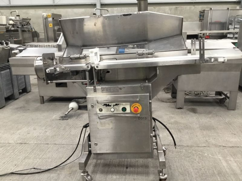 Reiser GB200 Mince Portioner at Food Machinery Auctions