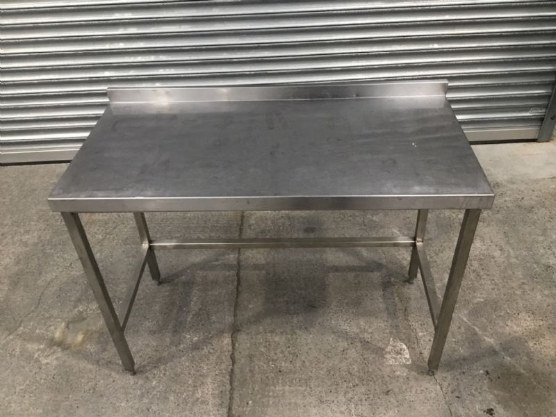 Stainless Steel Table at Food Machinery Auctions